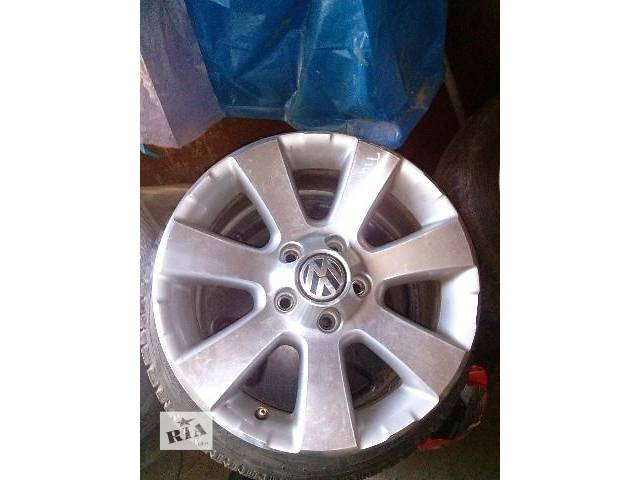 продам Продам литой диск Volkswagen Tiguan бу в Киеве