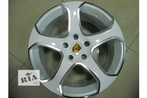 Новые Диски Porsche Cayenne