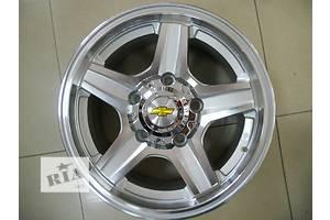 Новые Диски Chevrolet Niva