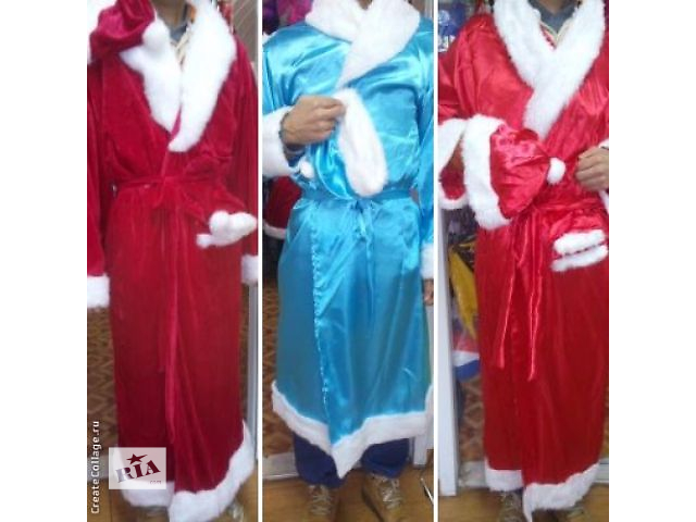 продам Продам новый костюм деда мороза бу в Киеве