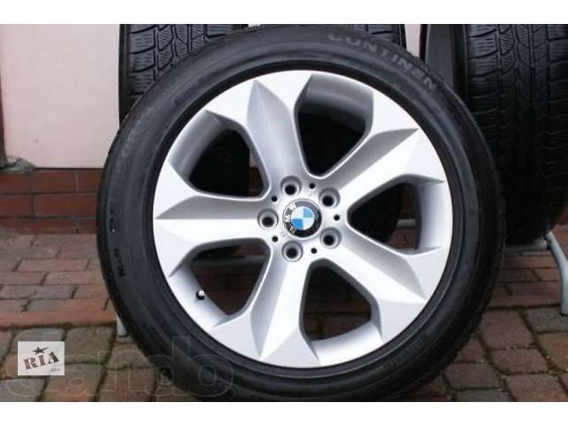 купить бу Продам оригинал. широкие диски R19 стиль 232 BMW Х6 E71 зима в Киеве