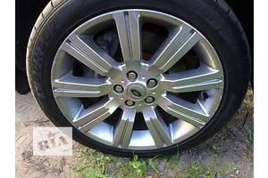 б/у Диск с шиной Land Rover Vogue