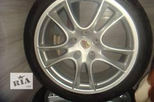 б/у Диск с шиной Porsche Cayenne
