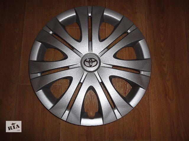 Toyota Аурис колпаки