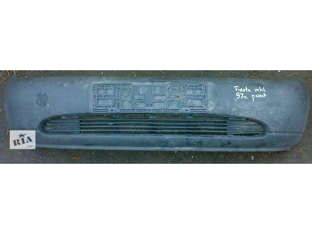 купить бу Продам оригинальный бампер на Ford Fiesta Mk4 в Луцке