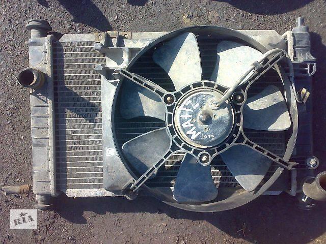 купить бу Продам оригинальный радиатор охлаждения Daewoo Matiz в Луцке