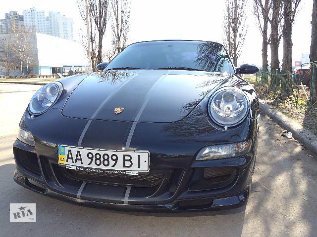 Продам передний бампер Porsche 911 2008 GT3- объявление о продаже  в Киеве