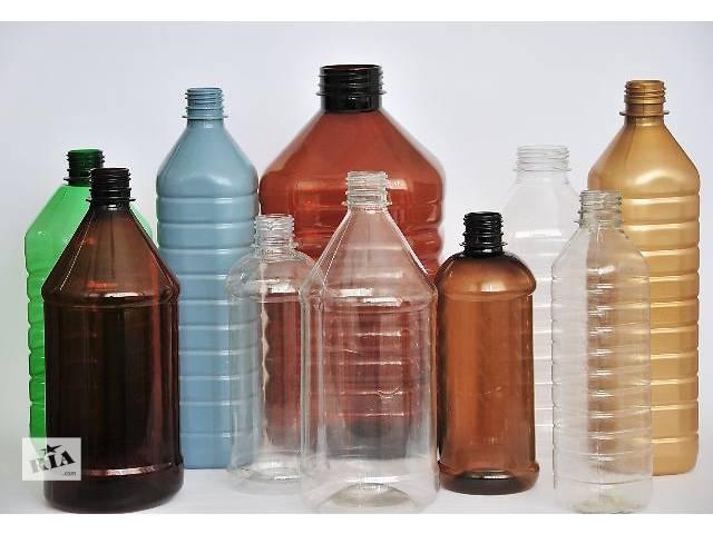Продам ПЭТ тару: бутылки, банки- объявление о продаже  в Донецке