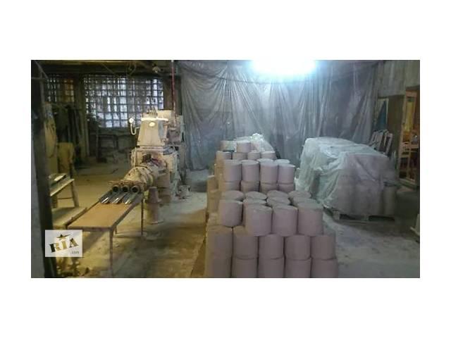 продам Производство керамической, фарфоровой, фаянсовой массы бу  в Украине