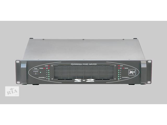Продам профессиональный усилитель турового класса Park Audio S-II- объявление о продаже  в Виннице