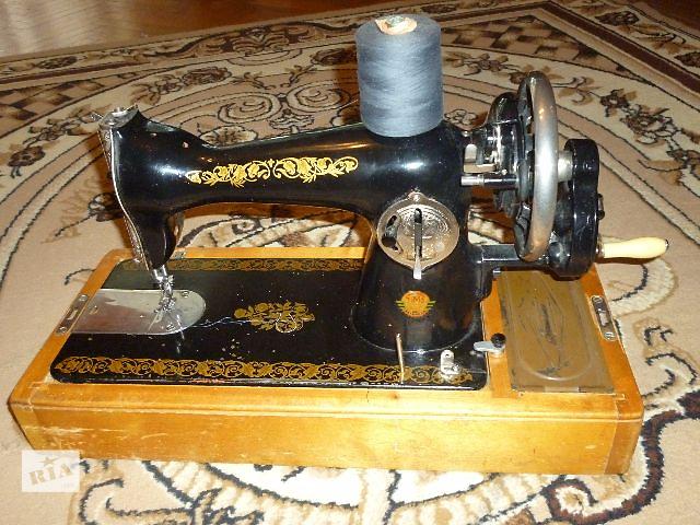 Продам швейную машинку!!!- объявление о продаже  в Киеве
