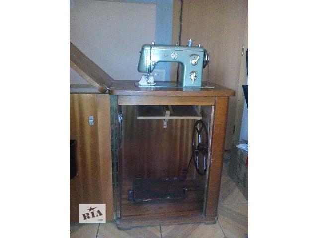 продам Продам швейную машину VERITAS Zicrzacr бу в Днепре (Днепропетровск)