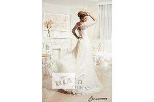 Продам шикарное свадебное платье! дизайнер Ева Уткина б/у