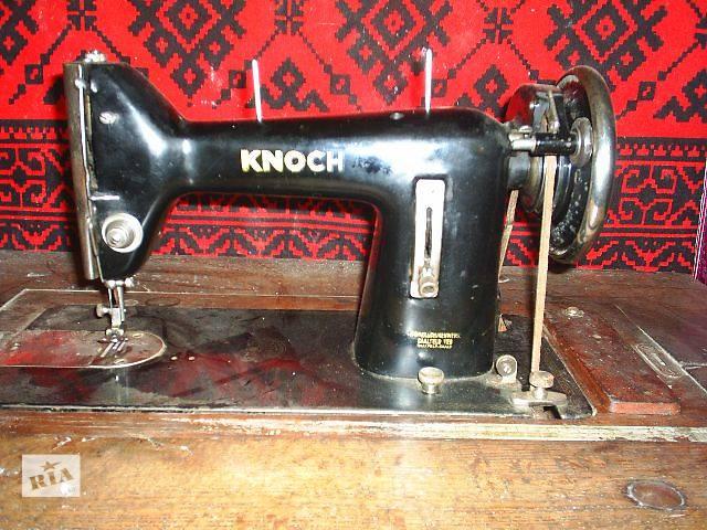 бу Продам старинную швейную машинку KNOCH в Виннице