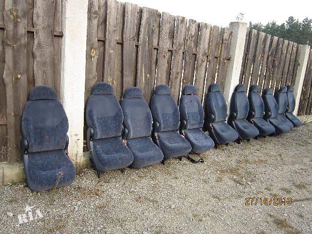 продам Продам сидения трансформеры для микроавтобусов бу в Киеве