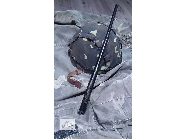 ★ Продам! Телескопическая дубинка (стальная) ★- объявление о продаже  в Киеве