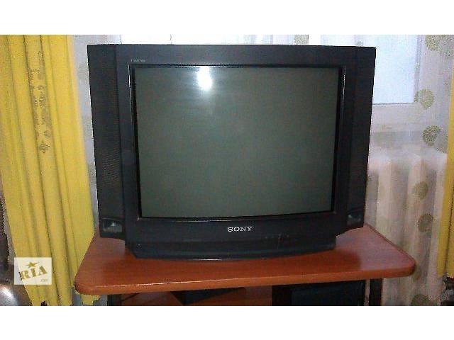 Ремонт телевизора sony trinitron