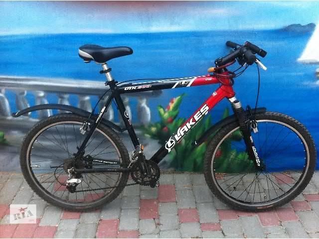продам Продам велосипед Lakes бу в Одессе