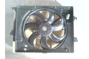 Новые Вентиляторы осн радиатора Hyundai Elantra