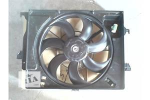 Новые Вентиляторы осн радиатора Hyundai Sonata New