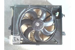 Новые Вентиляторы осн радиатора Hyundai Santa FE