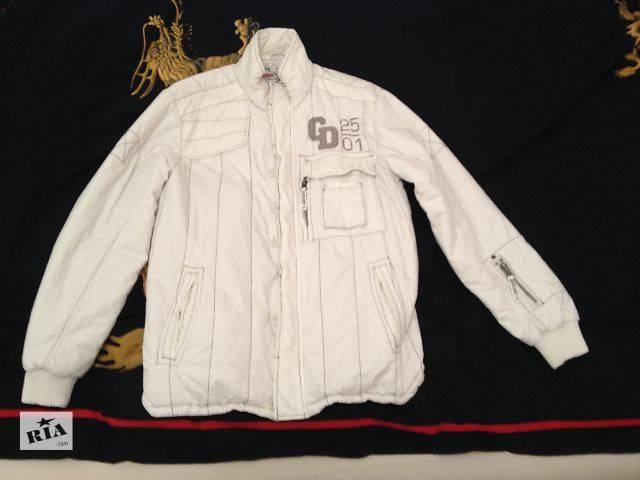 Продам весенне-осенюю куртку Camp David. Редактировать объявление. Мужска
