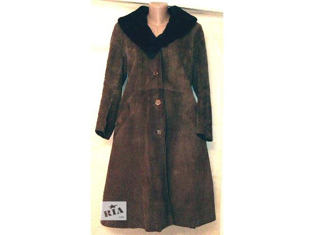 Зимнее пальто на ватине