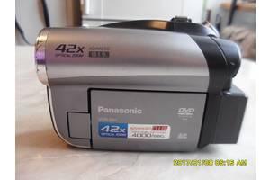 б/у Аналоговые видеокамеры Panasonic VDR-D51