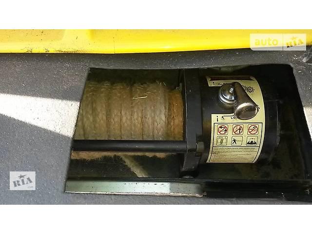 бу Продам лебедку Dragon Winch DWM 10000HD в Чернигове