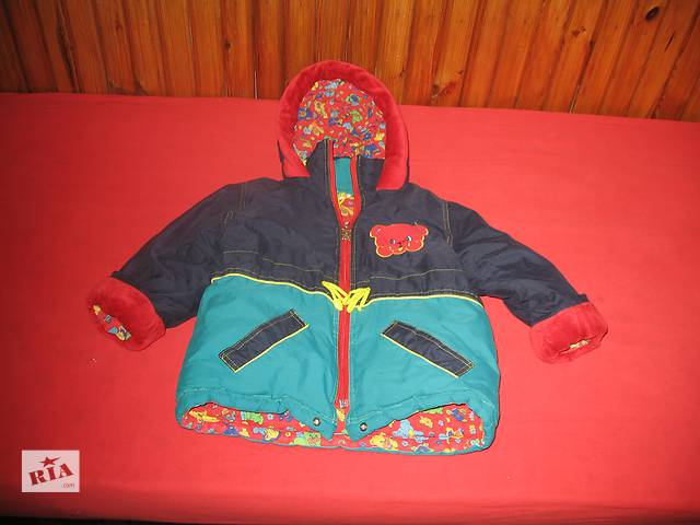 бу продать детскую куртку Rabbits в Донецке
