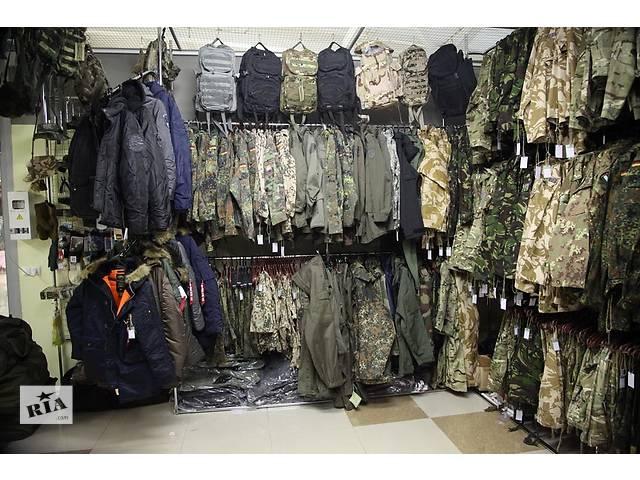 Продавец-консультант в Польшу в магазин военной одежды - объявление о продаже   в Украине