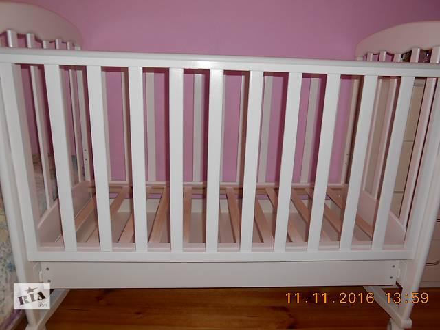 Продаю детскую кроватку- объявление о продаже  в Киеве