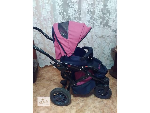 купить бу Продаю Детскую универсальную коляску Tutek Tambero 2 в 1 в Черкассах