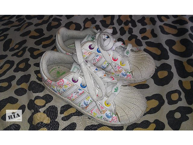 бу Продаю детские кеды Adidas (Адидас), 30 размер в Киеве