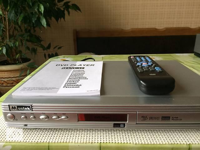 Продаю  DVD видеоплеер  Mustek V56S- 2E/2C в отл.  состоянии- объявление о продаже  в Киеве