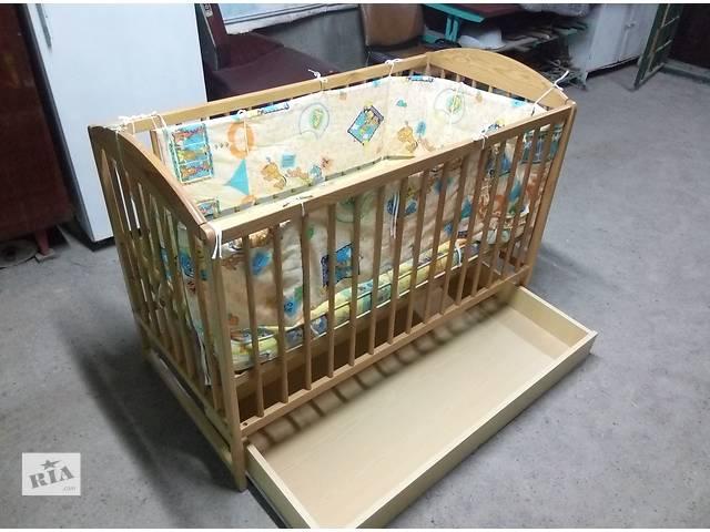 продам Продаю детскую кроватку бу в Радомышле
