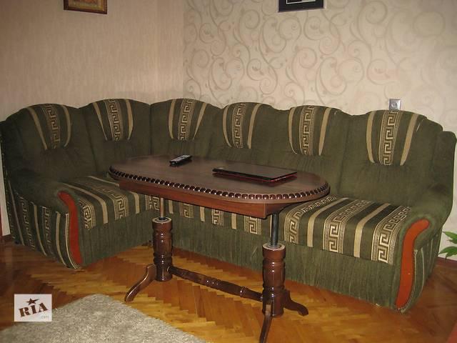Продаю диван-уголок в гостиную- объявление о продаже  в Луцке