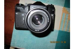 Нові Дзеркальні фотоапарати Zenit