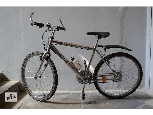 бу Продаю горный велосипед Snow Bike 2000, велокомпьютер Sigma1200 в Киеве
