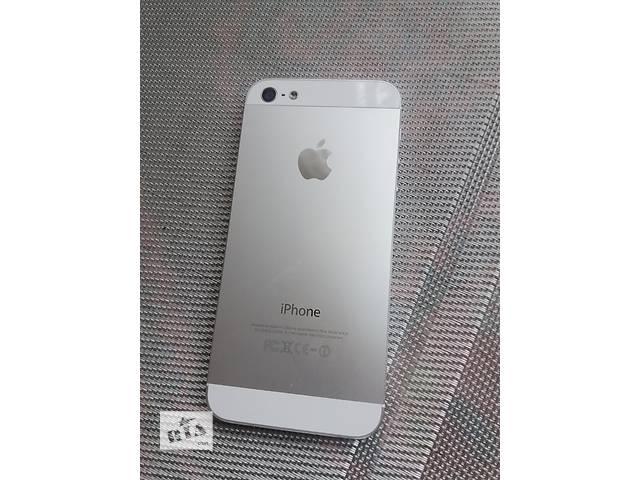 купить бу продаю iPhone 5 16gb своей девушки. хочет большой экран)  в Хмельницком