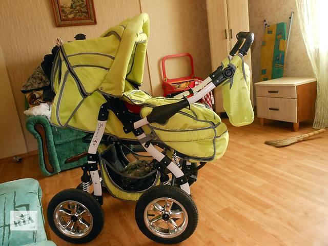 купить бу Продаю коляску в Житомире