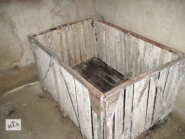 купить бу Продаю Контейнер в погреб для Овощей производство СССР в Белой Церкви