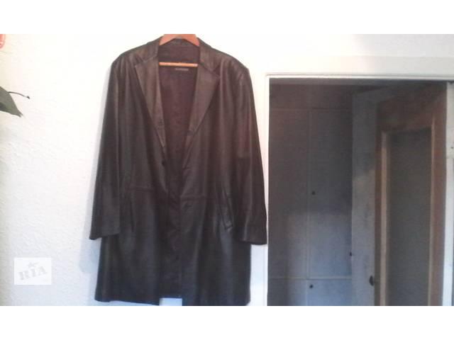 """купить бу Продаю кожаный фрэнч фирмы """"Singner"""" в идеальном состоянии (ни разу не носился). в Сумах"""