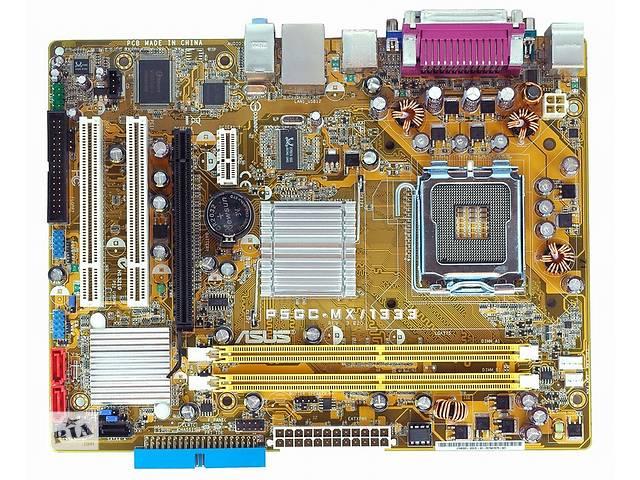 бу Продаю материнскую плату Asus P5GC-MX/1333 Socket LGA775 в Киеве