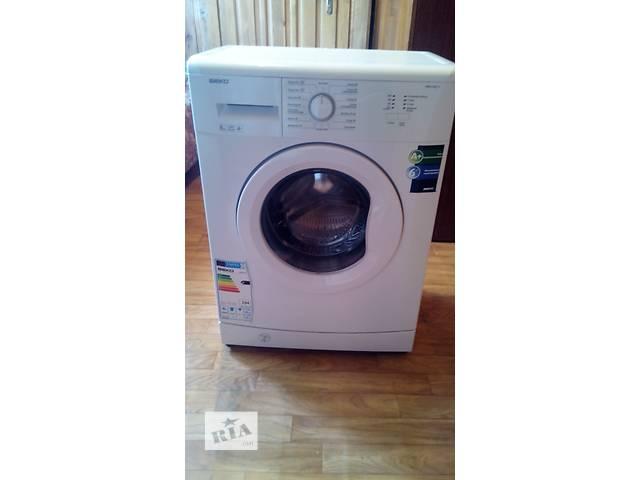 купить бу Продаю майже нову машинку Beko WMB 61001 Y+ в Ровно