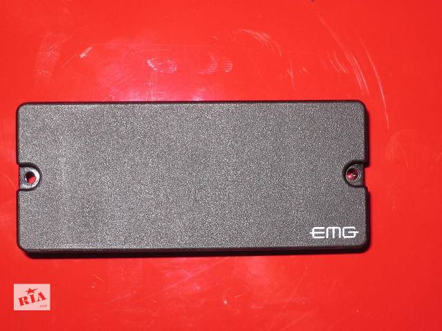 купить бу Продаю/Меняю активный бас-гитарный хамбакер EMG 35DC USA . в Славянске