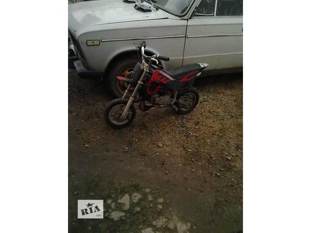 Продаю мотоцикл для хлопчиків до 10 років- объявление о продаже  в Тячеве