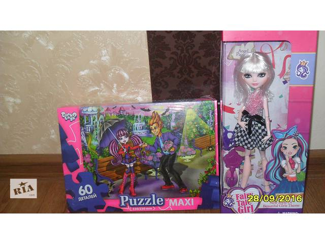 купить бу Продаю набор новых игрушек для девочки в Николаеве