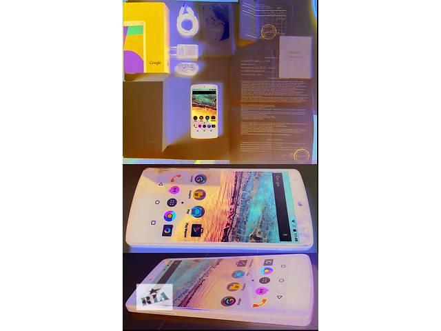 Продаю новый Goole Nexus 5 (с действующей гарантией)- объявление о продаже  в Черкассах