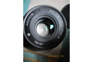 Новые Зеркальные фотоаппараты Zenit